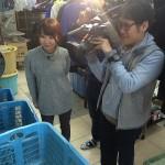 FTVみんなのニュース取材(2回目)