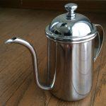 コーヒーを淹れる時にコーヒーポットを使用すると心が安らぐ理由とは・・・