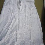 ポリエステルは高温除菌コースで洗うと、シワシワになる可能性がある