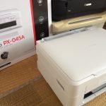 領収証が印刷できる安いプリンター エプソンPX-045Aを購入