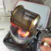網網焙煎という名の焙煎に挑戦