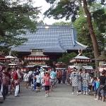 2012喜多方北宮諏訪神社祭り