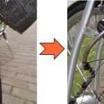 自転車ライトLED計画