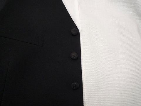 黒ボタン変色の色修正